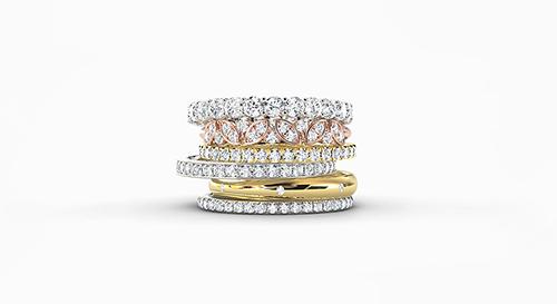 acheter votre alliance en diamant pour un mariage sur edenn