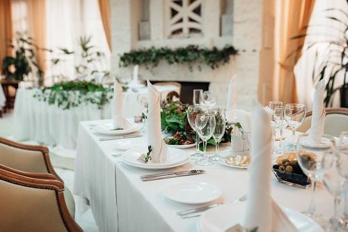 restaurant banquet